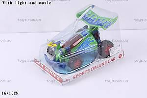 Машина инерционная Sport Deluxe, WY090D