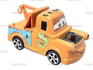Машина инерционная «Тачки», 2 вида, 399-4, детские игрушки