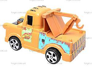 Машина инерционная «Тачки», 2 вида, 399-4, toys.com.ua