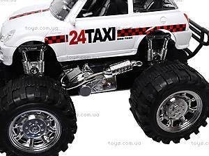 Машина инерционная «Такси», 999-3, фото