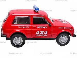 Машина инерционная «Тест-драйв», 9120-B, игрушки