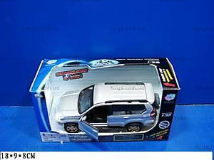 Машина инерционная Toyota Land Cruiser Prado, 6046