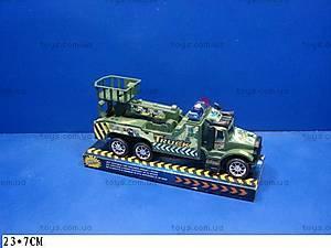 Машина инерционная, военная, 558E