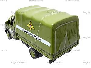 Машина инерционная «Вооруженные силы», 9557-F, купить