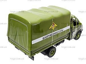 Машина инерционная «Вооруженные силы», 9557-F, отзывы