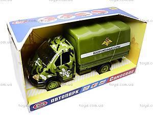 Машина инерционная «Вооруженные силы», 9557-F