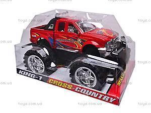 Машина инерионная Cross Country, 689-130, магазин игрушек