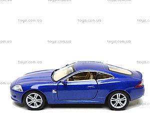 Машина Jaguar XK Coupe, KT5321W, детские игрушки
