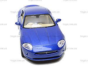 Машина Jaguar XK Coupe, KT5321W, магазин игрушек