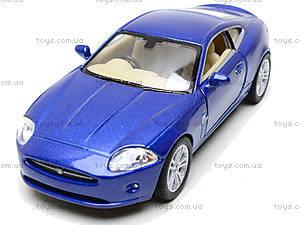 Машина Jaguar XK Coupe, KT5321W, toys.com.ua