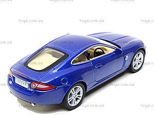 Машина Jaguar XK Coupe, KT5321W, toys