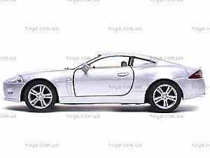 Машина Jaguar XK Coupe, KT5321W, купить