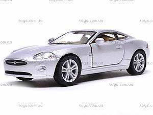 Машина Jaguar XK Coupe, KT5321W, фото