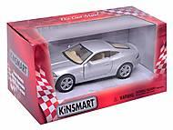Машина Jaguar XK Coupe, KT5321W, отзывы