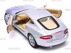 Машина Jaguar XK Coupe, KT5321W, игрушки
