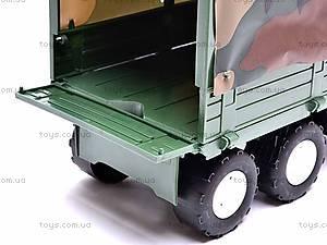 Машина КамАЗ с тентом, 884, фото
