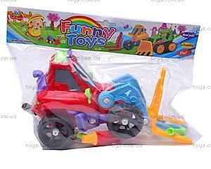 Машина-каталка, 6701, игрушки