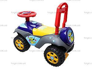 Машина-каталка «Автошка», 013117R,U04, фото