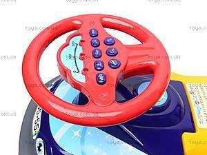 Машина-каталка «Автошка», 013117R,U04, игрушки