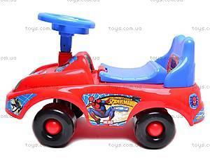 Машина-каталка с музыкальным рулем, JR903B, фото