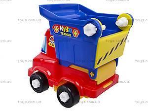 Машина-конструктор «Кузя», , фото
