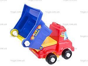 Машина-конструктор «Кузя», , игрушки
