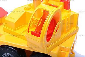 Машина-кран «Акрос», 0572cp0031001032, детские игрушки