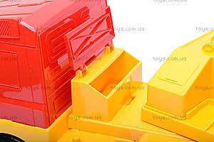 Машина-кран «Акрос», 0572cp0031001032, toys.com.ua