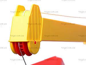 Машина-кран «Акрос», 0572cp0031001032, toys