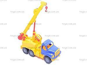 Машина-кран «Магирус», 0503cp0030501032, фото