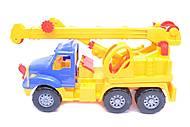 Машина-кран «Магирус», 0503cp0030501032, детские игрушки