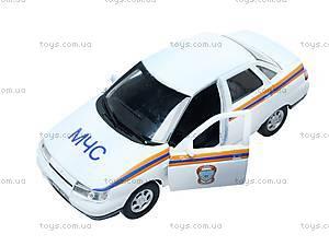 Машина Lada 110 «МЧС» , 42385RE-W, купить