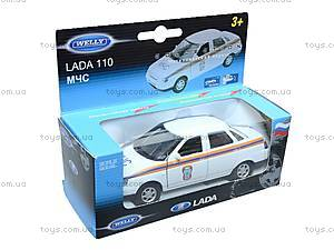 Машина Lada 110 «МЧС» , 42385RE-W