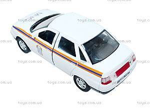 Машина Lada 110 «МЧС» , 42385RE-W, отзывы