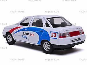 Машина Lada 110 «Ралли», 42385RY-W, фото
