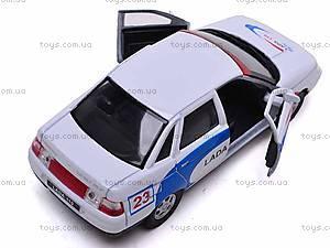 Машина Lada 110 «Ралли», 42385RY-W, отзывы
