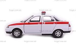 Машина Lada 110 «Скорая помощь», 42385AE-W, фото