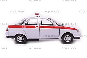 Машина Lada 110 «Скорая помощь», 42385AE-W, цена
