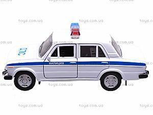 Машина Lada 2106 «Милиция», 42381PB-W, купить
