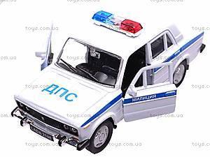 Машина Lada 2106 «Милиция», 42381PB-W