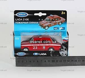 Машина Lada 2106 «Пожарная», 42381FS-W