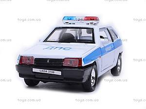 Машина Lada 2108 «Милиция», 42377PB-W, купить