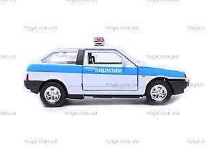 Машина Lada 2108 «Милиция», 42377PB-W