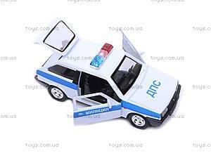 Машина Lada 2108 «Милиция», 42377PB-W, отзывы