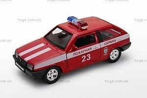 Машина Lada 2108 «Пожарная», 42377FS-W