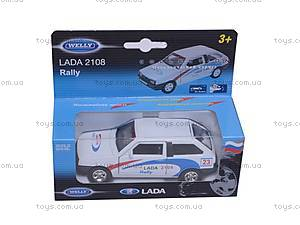 Машина Lada 2108 «Ралли», 42377RY-W, купить