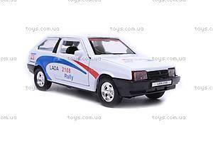 Машина Lada 2108 «Ралли», 42377RY-W