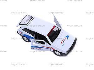 Машина Lada 2108 «Ралли», 42377RY-W, отзывы