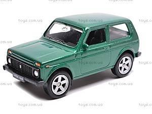 Коллекционная машина «Отечественная серия», 52020R-36WD(AB), игрушки