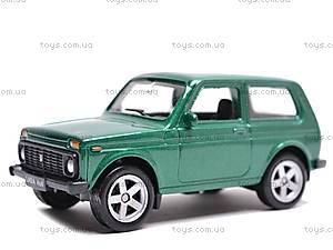 Коллекционная машина «Отечественная серия», 52020R-36WD(AB), детские игрушки